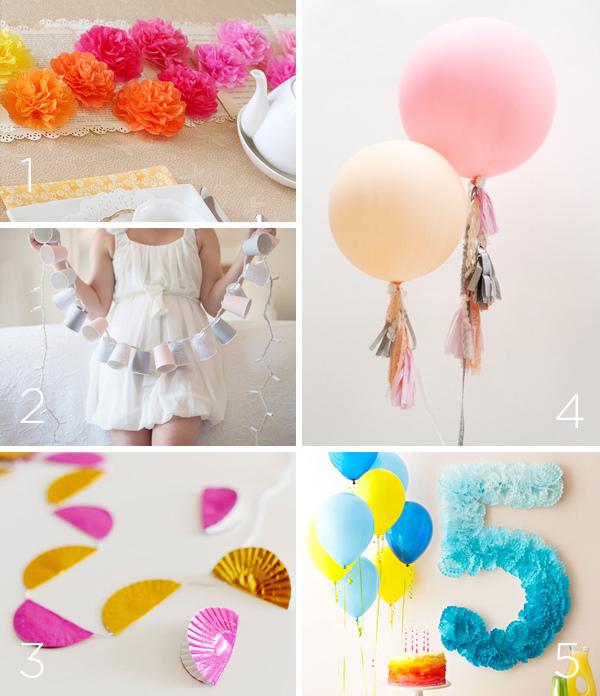 Amazing Kids' Birthday Party Ideas 7